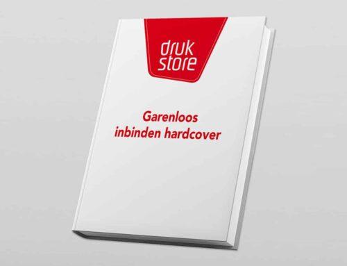 Hardcover inbinden