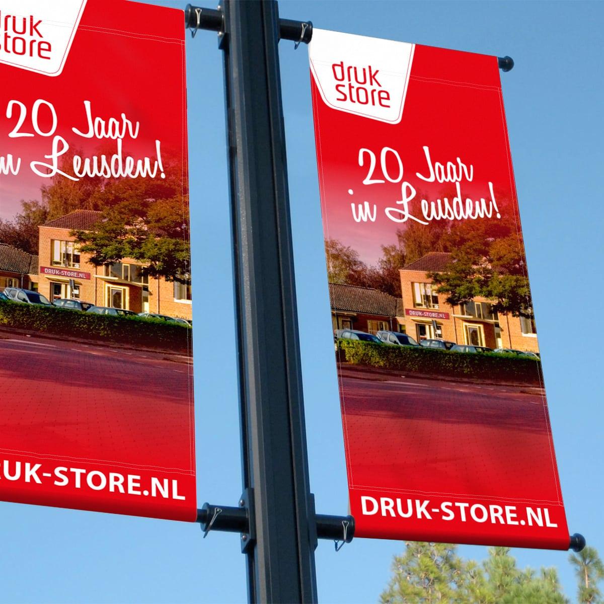 Vlaggen van Druk-store