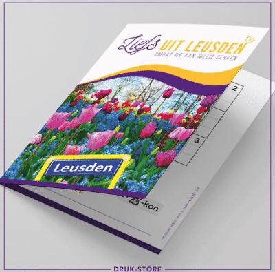 puzzelboekje editie 1 van Druk-Store voor ouderen in het jaar 2020 gemaakt. Dit om alle eenzame ouderen te steunen!