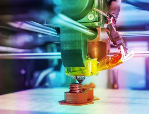 3D printontwikkeling