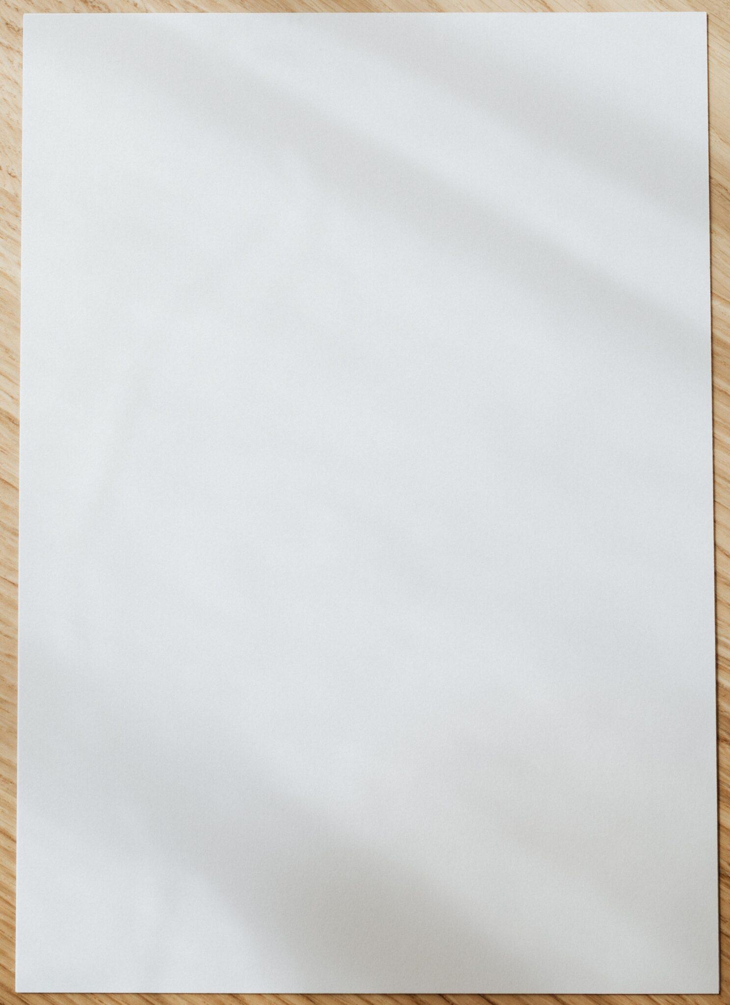 papier A4